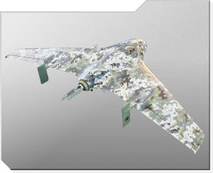 Drönare Eleron-3SV