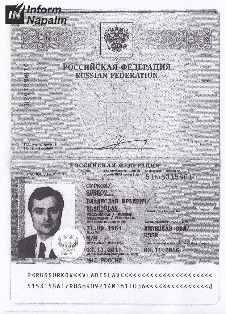 сканы паспортов украины бесплатно