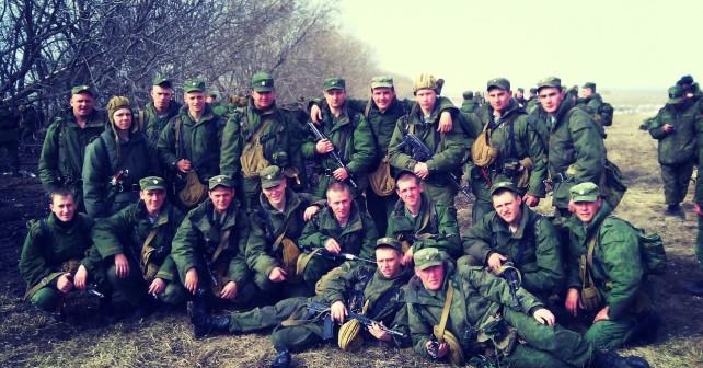 Военная прокуратура установила подразделения и технику ВС РФ, обеспечивавшие оккупацию Крыма, - прокурор Кравченко - Цензор.НЕТ 2093