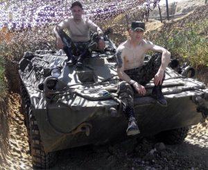 Soldaten Stanislav Mamoshin
