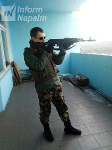Donetskrepublikkens soldater