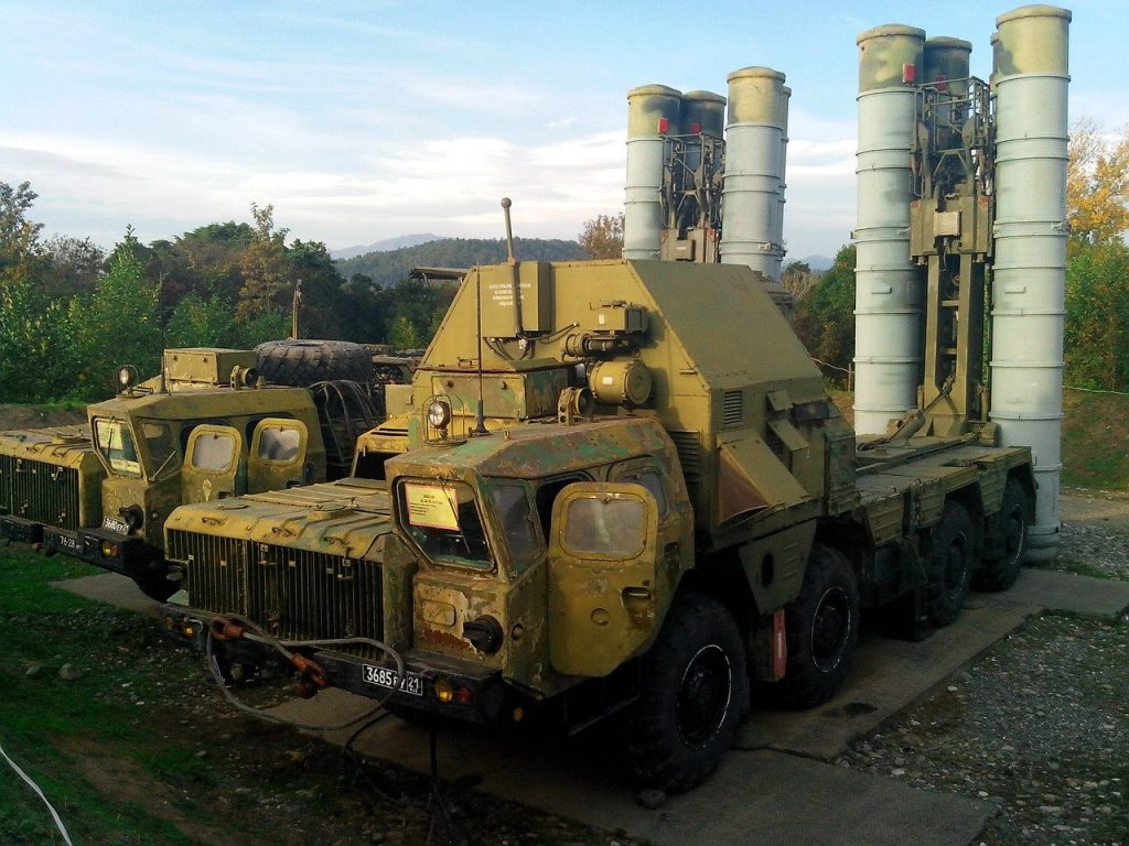 Ryssland ökar den militära närvaron i Georgien