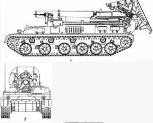 291:a artilleribrigaden utrustas med Tyulpan-bandkanonen