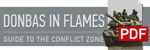 Donbass i lågor, en guide till konfliktområdet