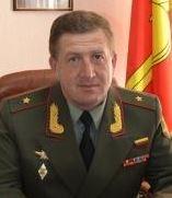 Generalmajor Sergei Kisel