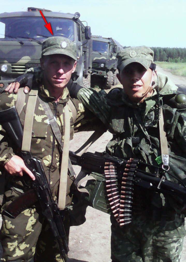 En rysk spion som har ersatt Donbass med Syrien