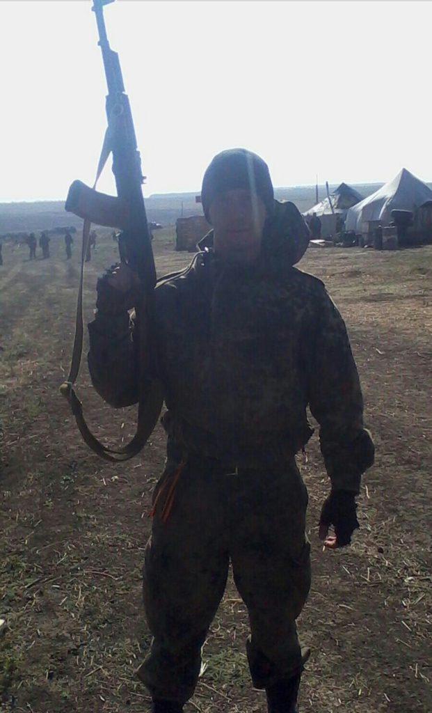 Раскрыт российский разведчик, сменивший терриконы Донбасса на пески Сирии
