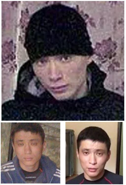 Den andra arresterade FSB-gränsvakten Askar Kulub