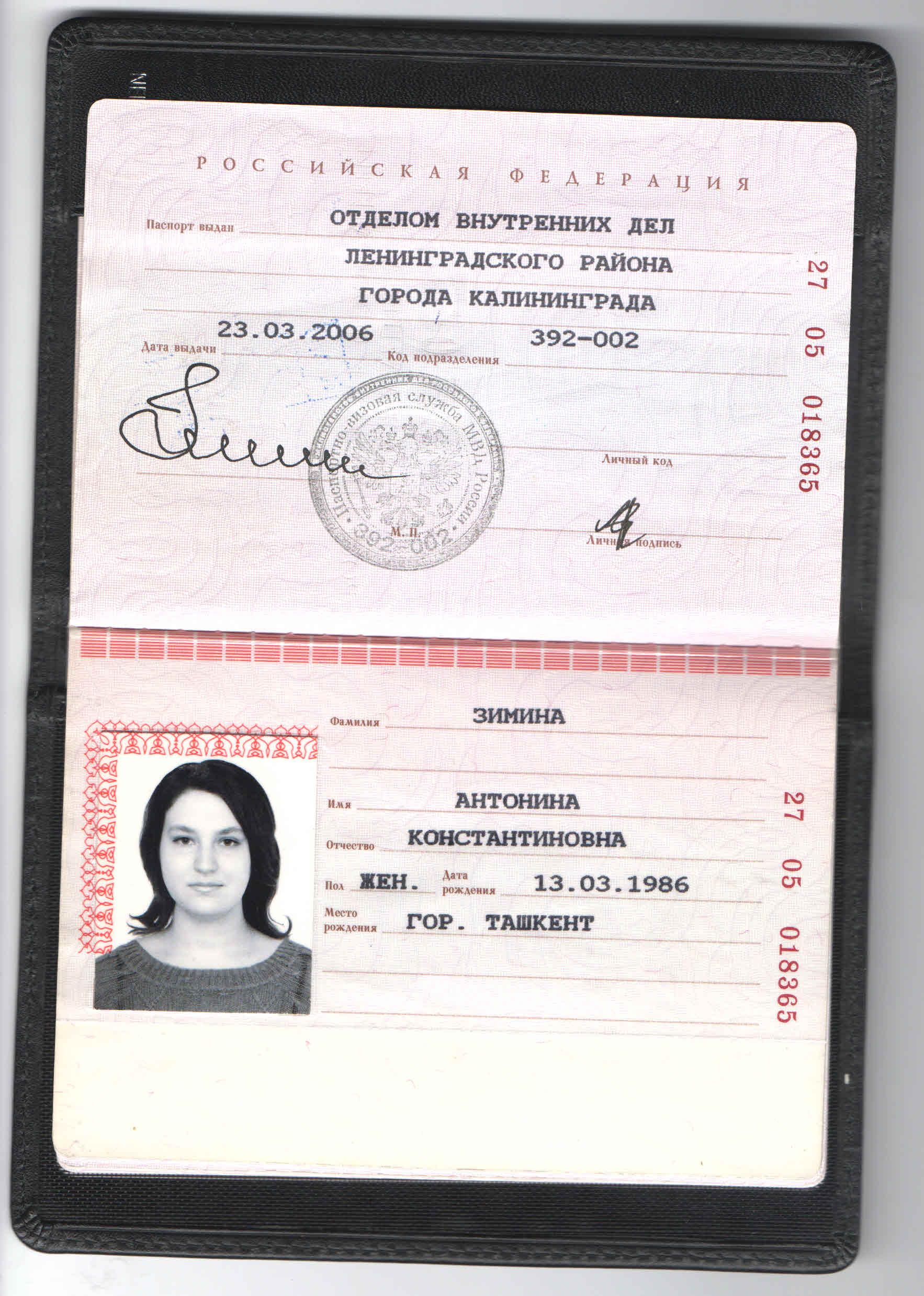 Antonina Zimina övervakar rättigheterna för rysktalande i Litauen