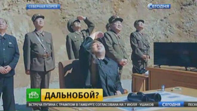Rysslands reaktion eller, mer exakt, bristen på svar