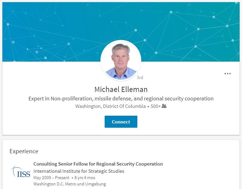 Vem är Michael Elleman