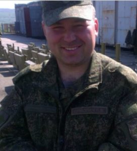 Underofficer Pavel Ermolin