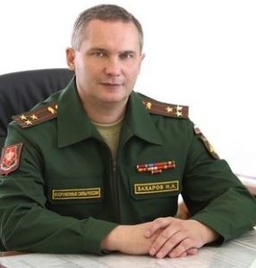 Överste Nikolai Zakharov