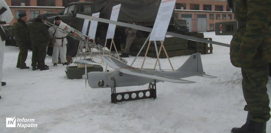 Orlan-10-UAVs werden von ukrainischen EW-Systemen abgefangen
