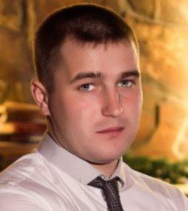Dmitriy Hudoshin från Saratov