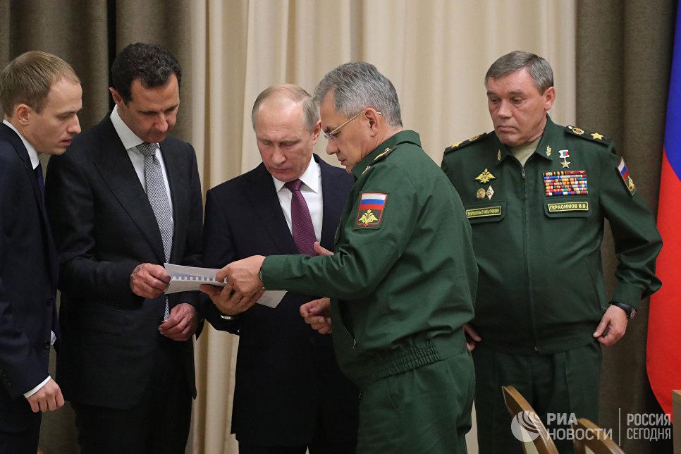 Россия помогает диктаторам оружием и армией в обмен на их территории и голос. Не верите? - тогда следите за руками, как кровью подписываются договора.