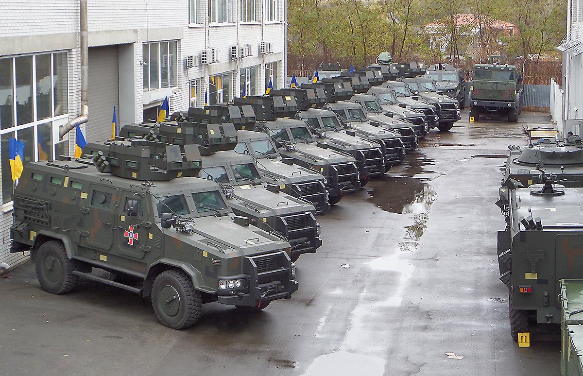 Kozak-2 pansarfordon