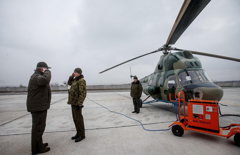 Helikopter Mi-2MSB