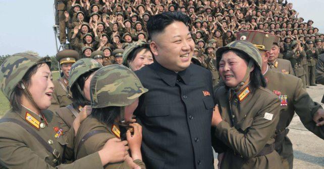 Северная Корея: будет ли война? - InformNapalm