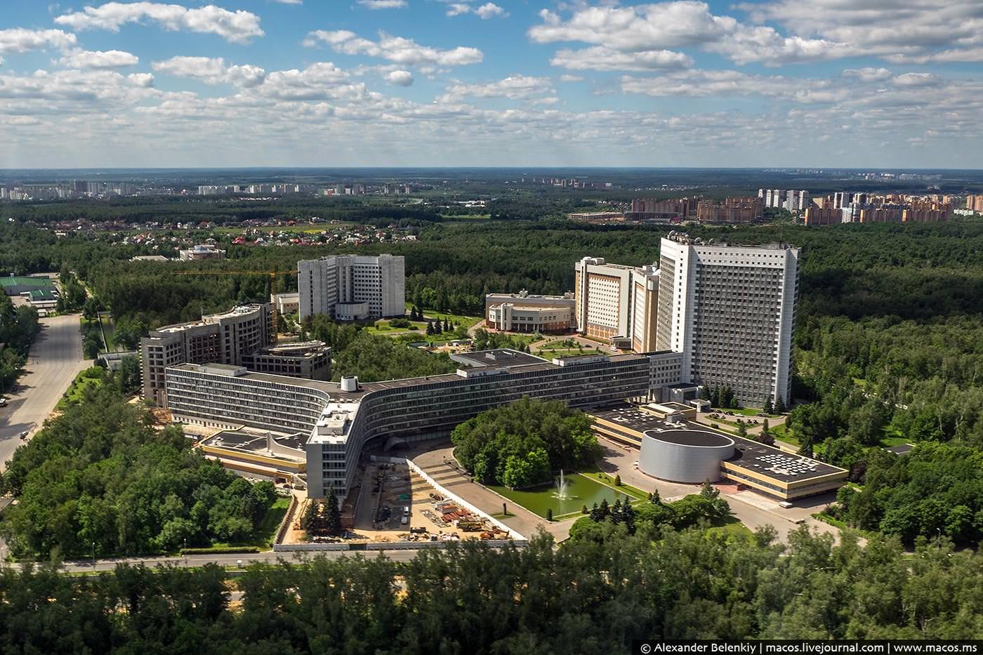 Rysslands militära utrikesunderrättelsetjänst