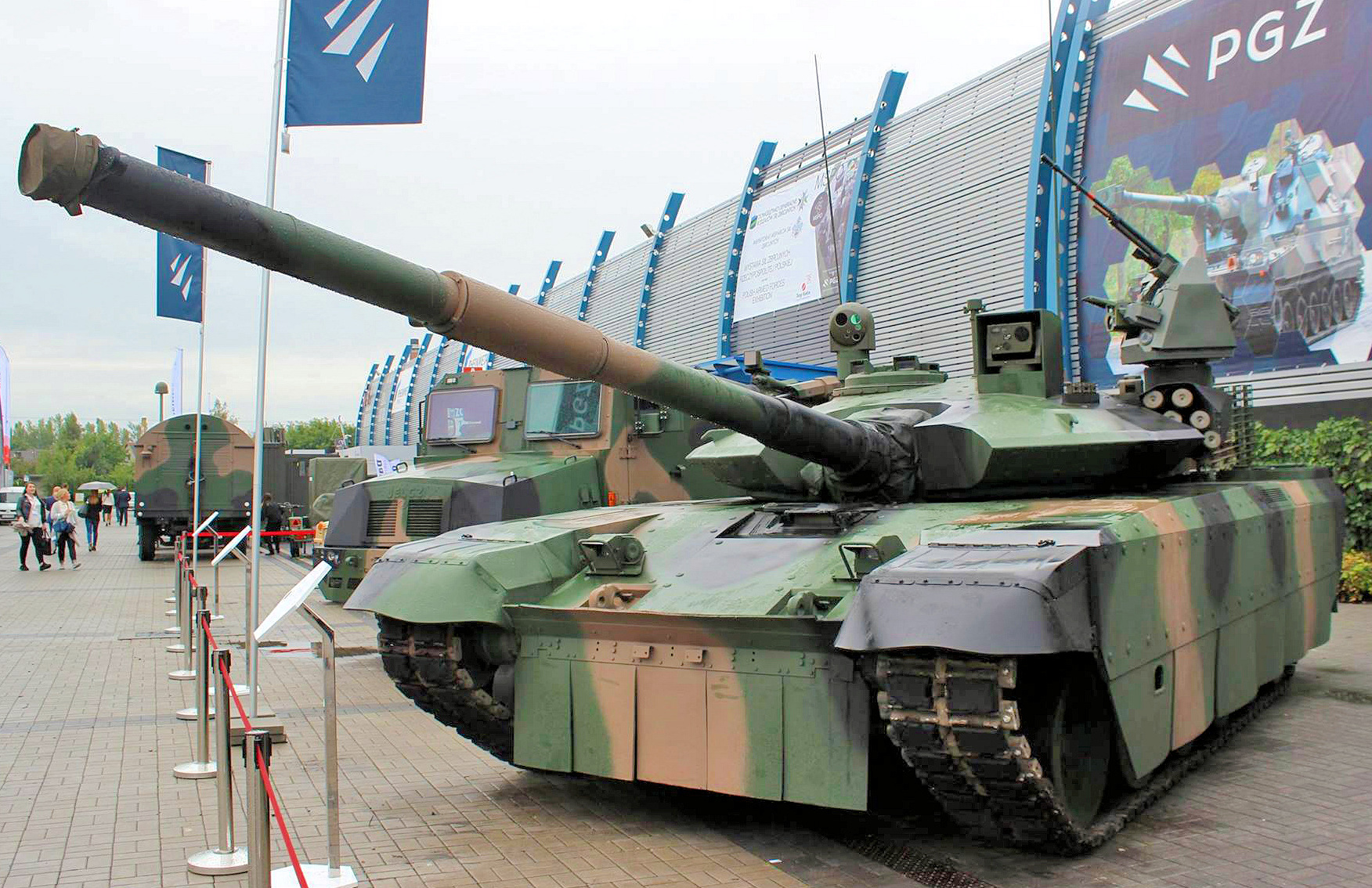 Ukraine's shield and sword: defense industry's main