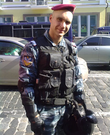 Olexander Mikhailovitsj Popov