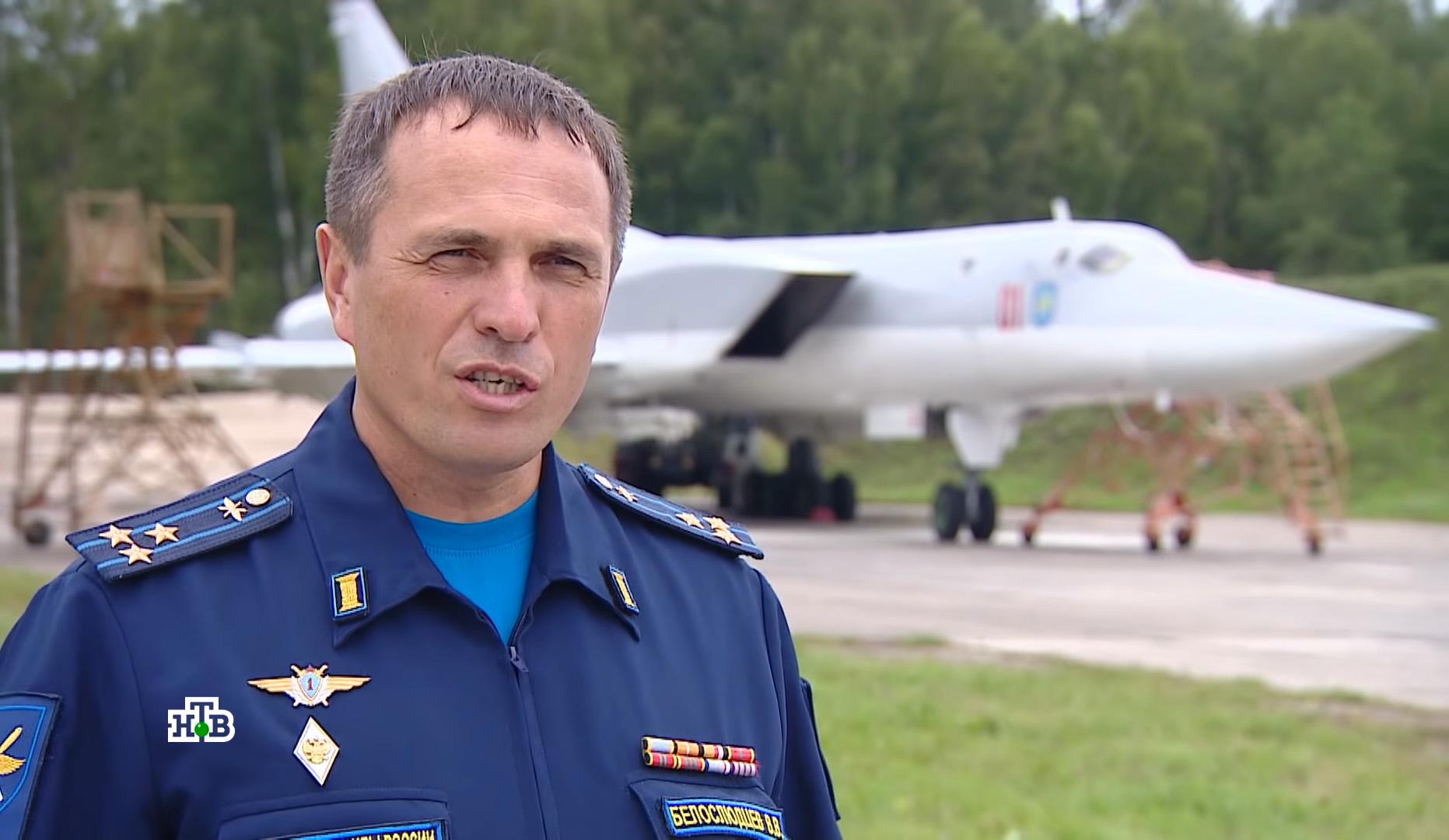 Tu-22M3-incident av ovanligt slag