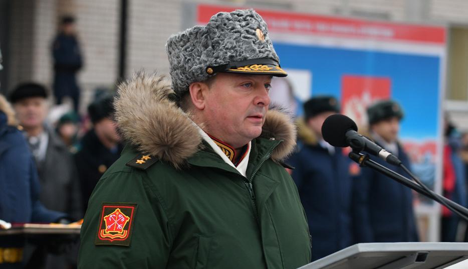 General-leytenant Aleksey Zaviziyon
