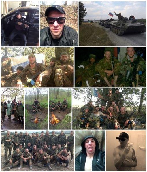 Alexander Kulischenko - 17 Soldaten der 17. SMSBr