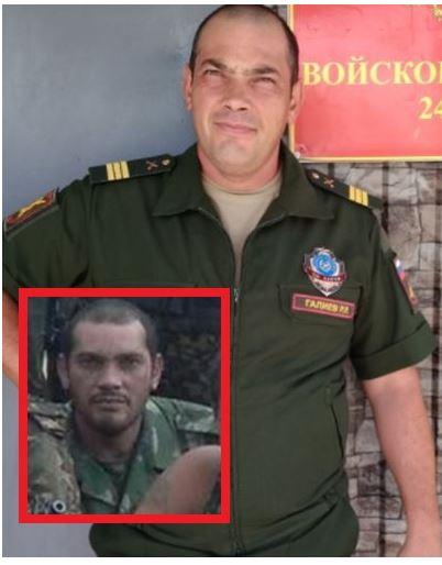 Rustam Galiev föddes den 10 maj 1982 och kommer från Izjevsk