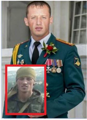 Offizier Andrei Tukow wurde am 15. Dezember 1989 in Kasan geboren