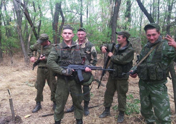 Kuzey Filosu'nun Doğu Ukrayna'daki 61. Deniz Tugayı